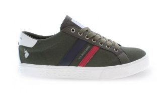 US POLO ASSN MARCS030 MILITARY GREEN MARCS030-DOLI