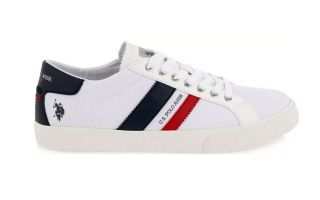 US POLO ASSN MARCS030 WHITE