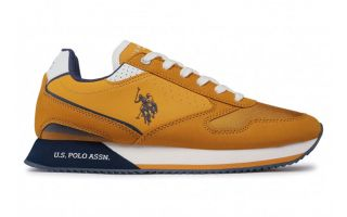 US POLO ASSN NOBIL183 YELLOW NOBIL183-OCRA