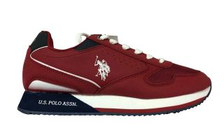 US POLO ASSN NOBIL183 ROSSO NOBIL183-RED
