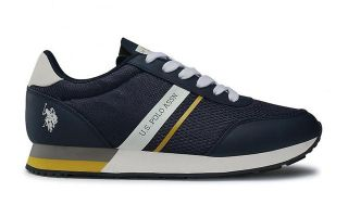 US POLO ASSN BRANDON 2 BLU NAVY BRANDON2-NAVY