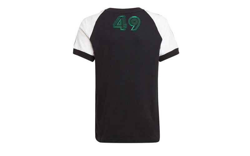 T-SHIRT COMFORT BLACK GREEN