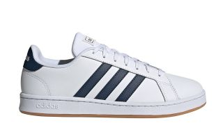 adidas GRAND COURT BLANCO AZUL FY8209