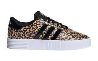 adidas COURT BOLD BROWN BLACK WOMEN