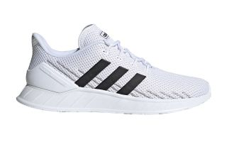 adidas QUESTAR FLOW NXT WHITE BLACK