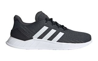 adidas QUESTAR FLOW NXT BLACK WHITE