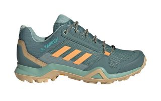 ADIDAS TERREX AX3 MINT ORANGE WOMEN