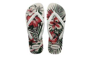 Havaianas TONGS ALOHA BLANC NOIR