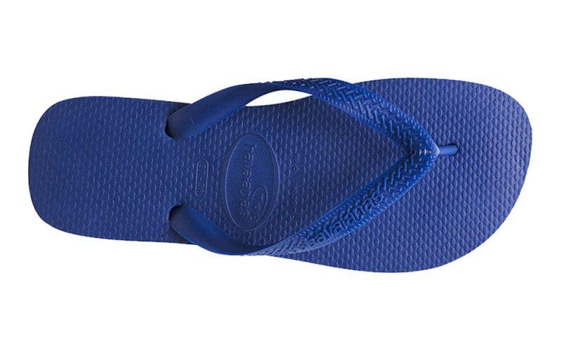 FLIP FLOPS TOP NAVY BLUE