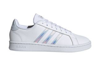 adidas GRAND COURT WHITE BLUE WOMEN