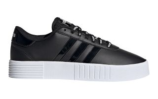 adidas ADIDAS COURT BOLD BEIGE NEGRO MUJER FY9993