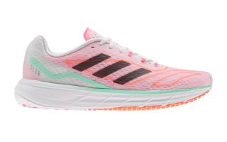adidas SL20 SUMMER.READY BIANCO ROSA DONNA AI2198