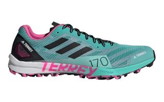 <center><b>adidas</b><br > <em>TERREX SPEED PRO MINT BLACK WOMEN</em>