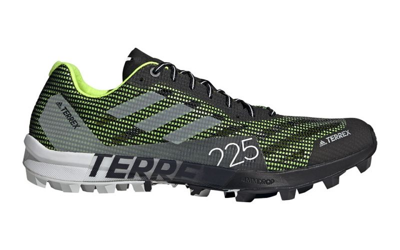 Terrex Speed Pro Sg Negro Verde Unisex Fw2870