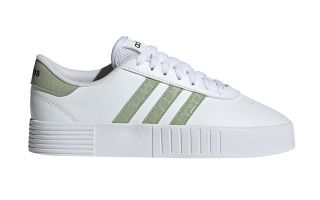 adidas COURT BOLD BLANCO VERDE MUJER FY9995