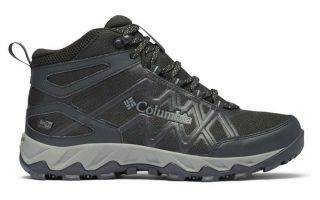 Columbia PEAKFREAK X2 MID OUTDRY NEGRO MUJER 1865181010