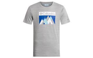 Columbia CAMISETA ZERO RULES GRIS