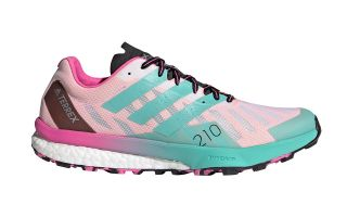 adidas TERREX SPEED ULTRA TRAIL BLANCO MENTA MUJER FW2833