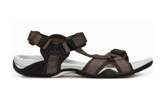SANDALIAS HAMAL HIKING MARRON OSCURO