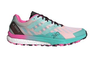 TERREX SPEED ULTRA TRAIL AZUL ROSA FW2806