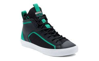 Converse CHUCK TAYLOR ALL STAR ULTRA BLACK GREEN