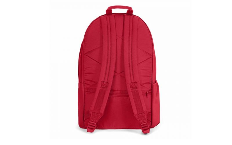 SAC A DOS  PADDED DOUBLE ROUGE