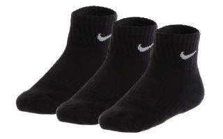 Nike CALCETINES EVERYDAY NEGRO BLANCO JUNIOR