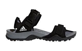 adidas SANDALS CYPREX ULTRA II DLX BLACK GREY