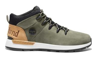 Timberland SPRINT MID MILITARY GREEN