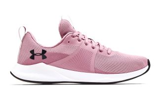 Under Armour CHARGED AURORA ROSA BLANCO MUJER 3022619603