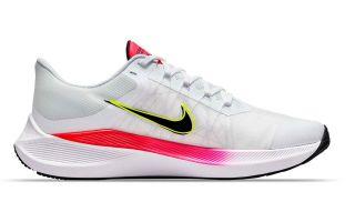 Nike WINFLO 8 BLANC NOIR CW3419 100