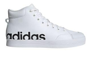 adidas BRAVADA MID LTS WHITE BLACK
