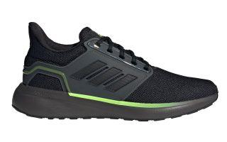 adidas EQ19 RUN WINTER SCHWARZ GRUEN H01950