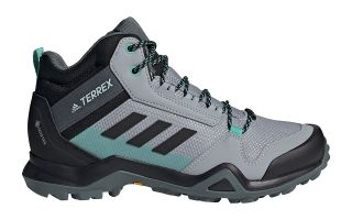 adidas TERREX AX3 MID GTX NOIR GRIS FEMME FX4682