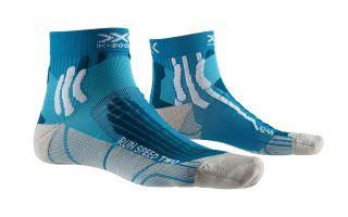 X-Socks CALCETIN RUN SPEED TWO AZUL