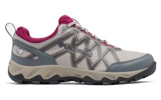 Columbia PEAKFREAK X2 OUTDRY GRIS FUCSIA MUJER 1865201005