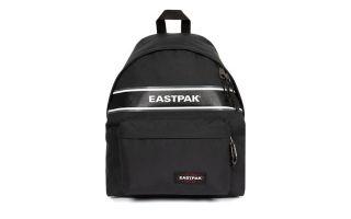EASTPAK SAC A DOS PADDED ZIPPLR BLACK SNAP