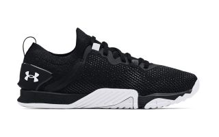 Under Armour TRIBASE REIGN 3 NEGRO BLANCO MUJER 3023699 002