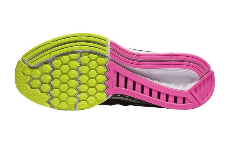 sale retailer f04da 3d36f Nike Air Zoom Structure 19 Woman Black Pink | Streetprorunning