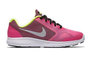 NIKE REVOLUTION 3 JUNIOR ROSA 819416 600