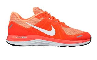 NIKE DUAL FUSION X2 MUJER CORAL 819318 600