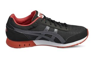 Asics CURREO BLACK RED HN537 9095