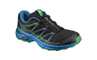 SALOMON WINGS FLYTE 2 NEGRO VERDE AZUL 394715
