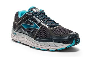 BROOKS ADDICTION 12 MUJER NEGRO TURQUESA 1201881B062