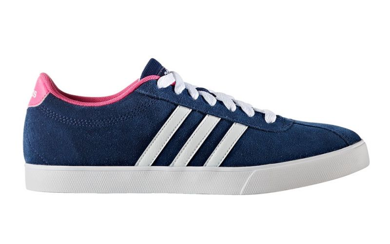 Chaussures Adidas NEO violettes Casual enfant wZqhrDref6