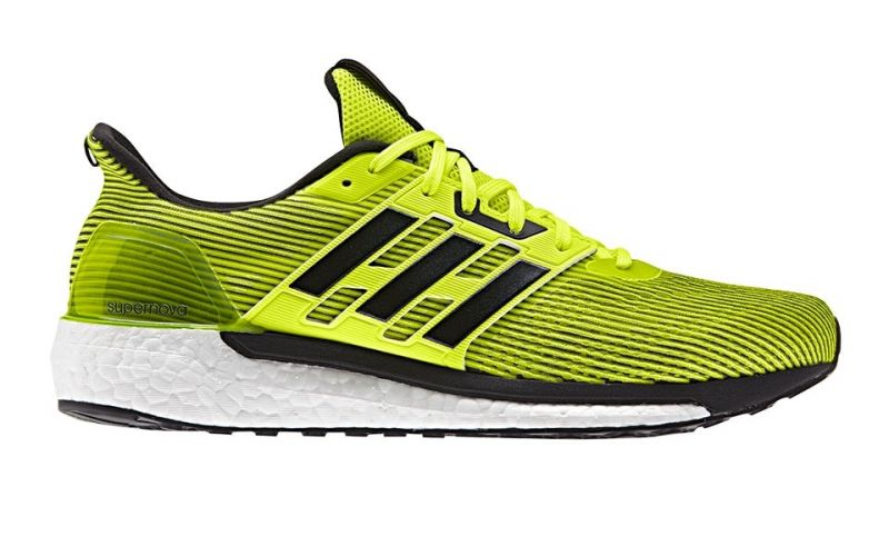 zapatillas adidas amarillas running