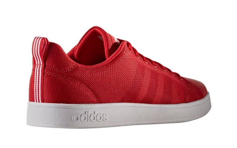 adidas cloudfoam advantage red