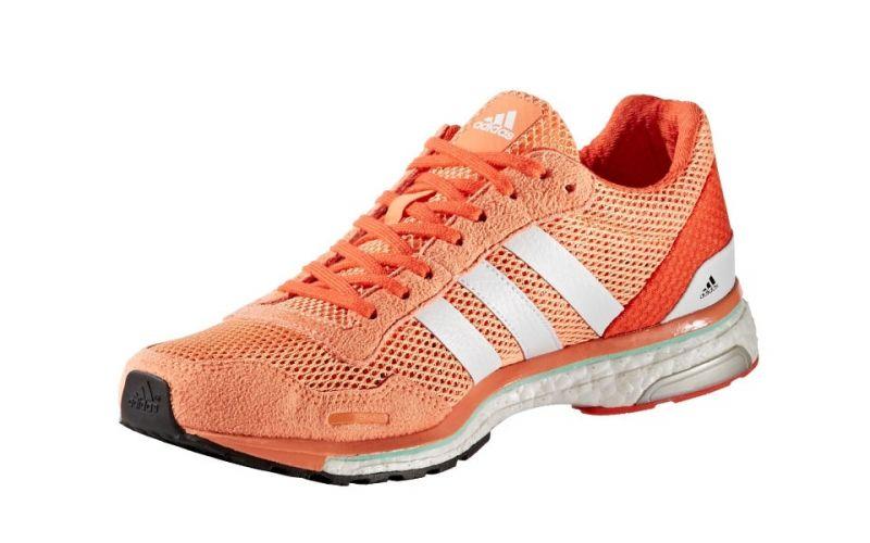 adidas Adizero Adios Femme Saumon | chaussures running