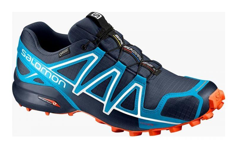 Speedcross 4 Blau 394660