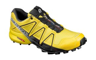 SALOMON SPEEDCROSS 4 AMARILLO NEGRO 392400